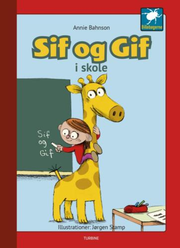 Sif og Gif i skole