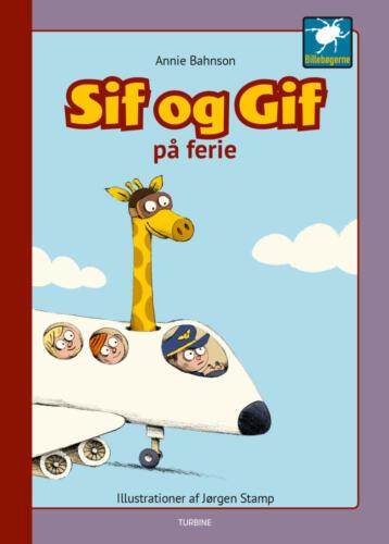 Sif og Gif på ferie
